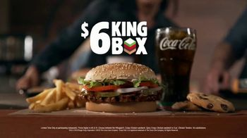 Burger King $6 King Box TV Spot, 'More Bang for Your Buck' - Thumbnail 8
