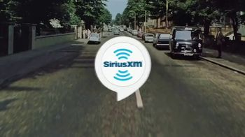 SiriusXM Satellite Radio TV Spot, 'Alexa: The Beatles Channel' - Thumbnail 1