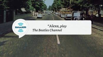 SiriusXM Satellite Radio TV Spot, 'Alexa: The Beatles Channel' - Thumbnail 2