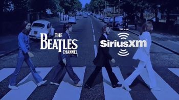 SiriusXM Satellite Radio TV Spot, 'Alexa: The Beatles Channel' - 150 commercial airings