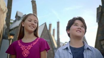 Universal Orlando Resort TV Spot, 'Nine and Three Quarters'