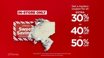 JCPenney Sweet Sale TV Spot, 'Chocolate Bar' Song by Redbone - Thumbnail 2