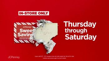 JCPenney Sweet Sale TV Spot, 'Chocolate Bar' Song by Redbone - Thumbnail 3