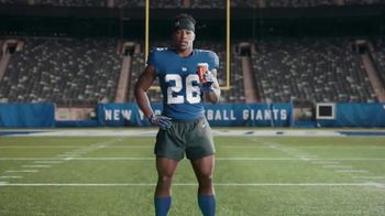 Dunkin' Donuts $2 Medium Cappuccinos and Lattes TV Spot, 'Huge' Featuring Saquon Barkley - Thumbnail 3