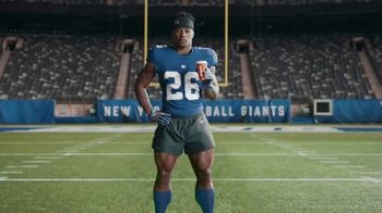 Dunkin' Donuts $2 Medium Cappuccinos and Lattes TV Spot, 'Huge' Featuring Saquon Barkley - Thumbnail 4