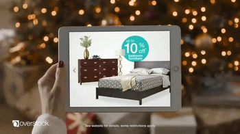 Overstock.com Cyber Monday Blowout TV Spot, 'Bedroom, Living Room and Rugs'