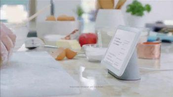 Google Home Hub TV Spot, 'Cooking: $129' Song by Benny Goodman - Thumbnail 6