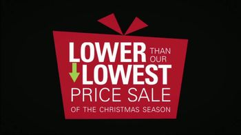 Shopko Lower Than Our Lowest Price Sale TV Spot, 'Ends Tuesday: Trees, Decor and Jewelry'