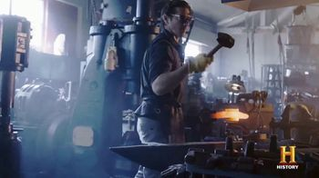 Citizen Watch TV Spot, 'History's Roll Call: Forged in Fire' - Thumbnail 3