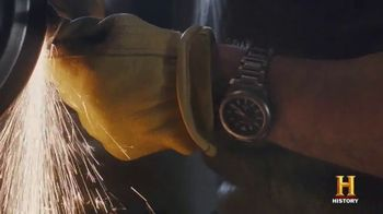 Citizen Watch TV Spot, 'History's Roll Call: Forged in Fire' - Thumbnail 6