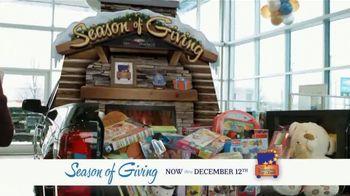 Chevrolet TV Spot, 'Season of Giving' [T2]