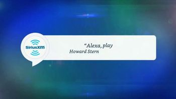 SiriusXM Satellite Radio TV Spot, 'Alexa: Howard Stern' - Thumbnail 2