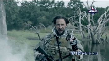 Victory Coffees TV Spot, 'Start Your Day With a Victory!'