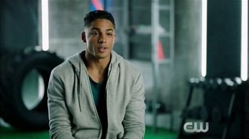 Microsoft Surface TV Spot, 'The CW: All American: Getting to Know Michael Evans Behling'
