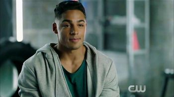 The CW: All American: Getting to Know Michael Evans Behling thumbnail