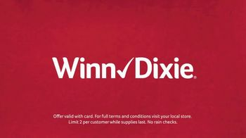 Winn-Dixie TV Spot, 'The Perfect Holiday: The Perfect Price' - Thumbnail 8