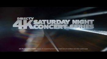 DIRECTV 4K Saturday Night Concert Series TV Spot, 'Culture Club' - Thumbnail 3