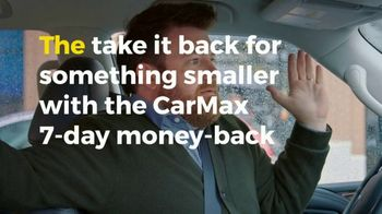 CarMax TV Spot, '7-Day Guarantee: Parallel Parking' - Thumbnail 8