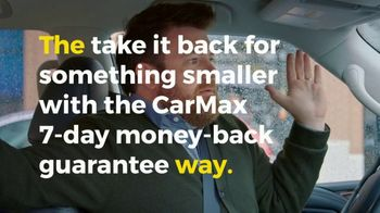 CarMax TV Spot, '7-Day Guarantee: Parallel Parking' - Thumbnail 9