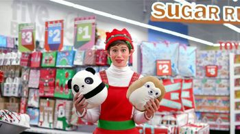Five Below TV Spot, 'Five Bucks: Bigger Elf' - 9 commercial airings