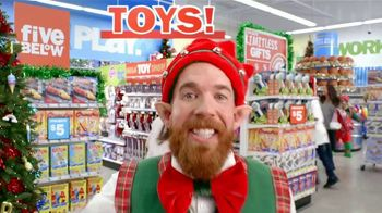 Five Below TV Spot, 'Five Bucks: Bigger Elf' - Thumbnail 1