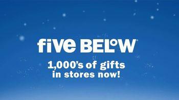 Five Below TV Spot, 'Five Bucks: Bigger Elf' - Thumbnail 9