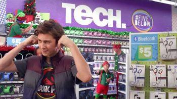 Five Below TV Spot, 'Five Bucks: Bigger Elf'