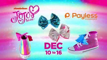 Payless Shoe Source Daily Deal TV Spot, 'Nickelodeon: JoJo Siwa Shoes' Song by JoJo Siwa - Thumbnail 10