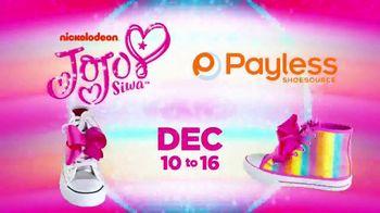 Payless Shoe Source Daily Deal TV Spot, 'Nickelodeon: JoJo Siwa Shoes' Song by JoJo Siwa - Thumbnail 9