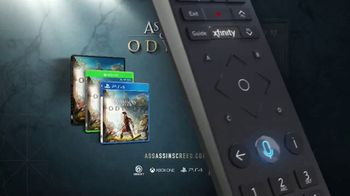 Assassin's Creed Odyssey TV Spot, 'XFINITY In-Game Currency Code' - Thumbnail 9