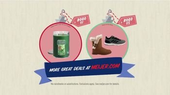 Meijer TV Spot, 'Holidays: You Decide' - Thumbnail 7