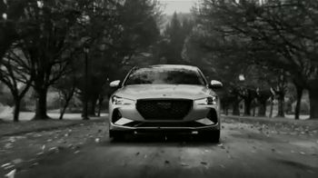 2019 Genesis G70 TV Spot, 'Bold Statement' [T2] - Thumbnail 1