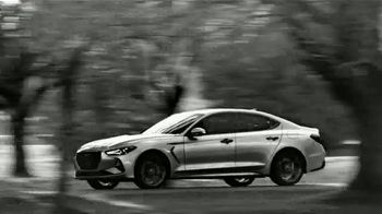 2019 Genesis G70 TV Spot, \'Bold Statement\' [T2]
