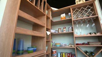 Closets by Design TV Spot, 'Custom Storage'