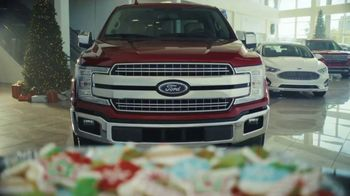 Ford Built for the Holidays Sales Event TV Spot, '2018 Holidays: Temptations' [T2]