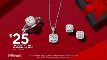 JCPenney TV Spot, 'Diamond Jewelry and Gifts for Him' - Thumbnail 8