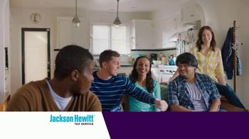 Jackson Hewitt Tax Service Go Big Refund Advance TV Spot, 'ERA Pre-Qual $7K B' - Thumbnail 1