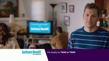 Jackson Hewitt Tax Service Go Big Refund Advance TV Spot, 'ERA Pre-Qual $7K B' - Thumbnail 3