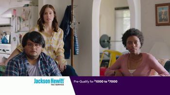 Jackson Hewitt Tax Service Go Big Refund Advance TV Spot, 'ERA Pre-Qual $7K B' - Thumbnail 5