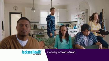 Jackson Hewitt Tax Service Go Big Refund Advance TV Spot, 'ERA Pre-Qual $7K B' - Thumbnail 6