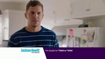Jackson Hewitt Tax Service Go Big Refund Advance TV Spot, 'ERA Pre-Qual $7K B' - Thumbnail 7