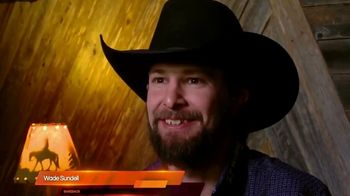 The American Rodeo TV TV Spot, \'2019 AT&T Stadium: Wade Sundell\'