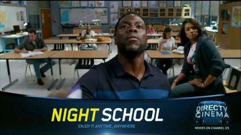 DIRECTV Cinema TV Spot, 'Night School'