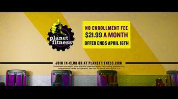 Planet Fitness Black Card TV Spot, 'All the Perks: No Enrollment Fee' - Thumbnail 10