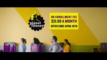 Planet Fitness Black Card TV Spot, 'All the Perks: No Enrollment Fee' - Thumbnail 9
