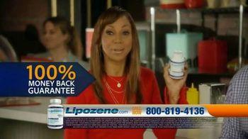 Lipozene TV Spot, 'Diner' Featuring Holly Robinson Peete, Rodney Peete - 29 commercial airings