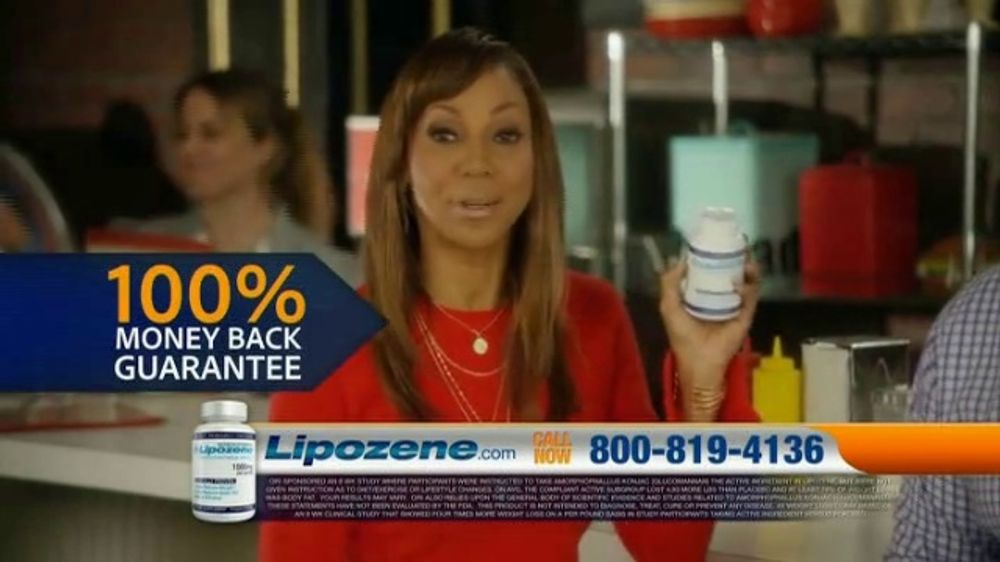 diet pills in a commercial by rodney peete