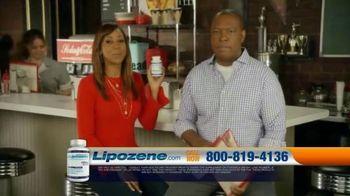 Lipozene TV Spot, 'Diner' Featuring Holly Robinson Peete, Rodney Peete - Thumbnail 5