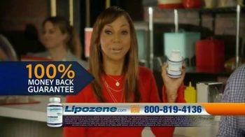 Lipozene TV Spot, 'Diner' Featuring Holly Robinson Peete, Rodney Peete - 29 commercial airings