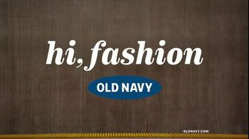Old Navy TV Spot, 'Nonstop Spring Styles for the Family: Dresses, Shorts & Tees' - Thumbnail 1
